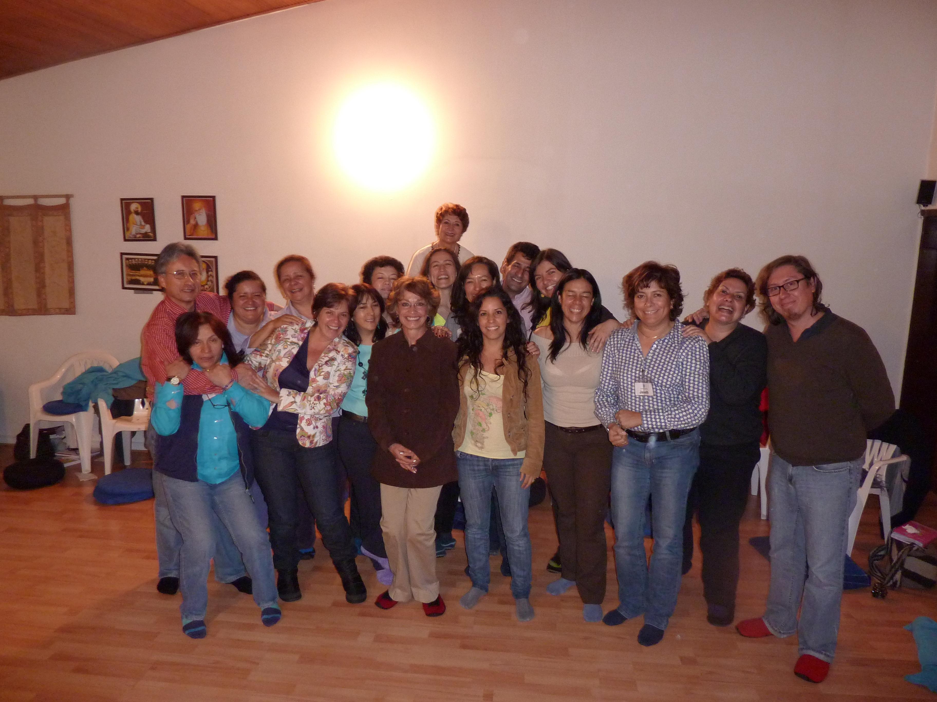 Taller de Constelaciones Familiares con Rosy Monroy (México)